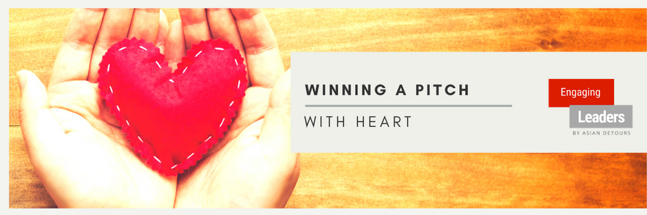 Winning a Pitch with Heart