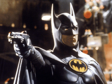 Batman Returns...Again? This Fan's BEYOND Excited for Keaton's Reported Return