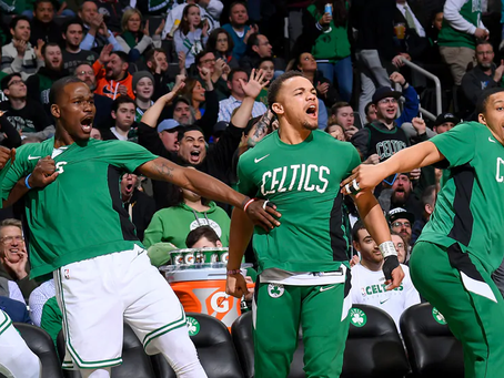 Know Your Role: Celtics' Re-Start Success Hinging on Bench Players