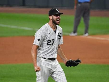 """From """"Small Star"""" to All-Star: Lucas Giolito's Complete 180"""