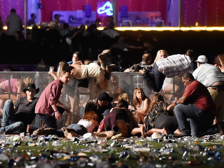 #VegasStrong - A Firsthand Account of a Tragic Night