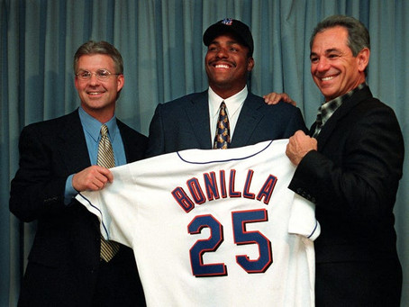 The King of all Grifts: Happy Bobby Bonilla Day!