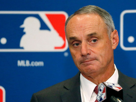 """An Open Letter to the """"Commissioner"""" of Baseball"""