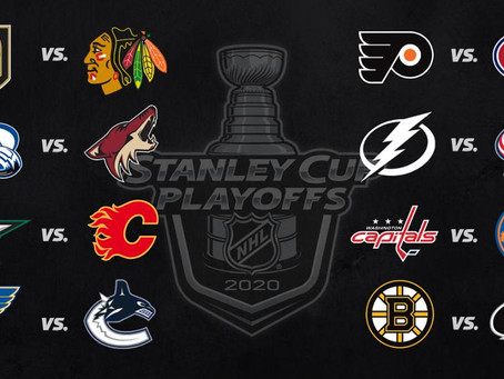 Sticky Puck Playoffs: Jake's Initial Thoughts on the NHL's Re-Start