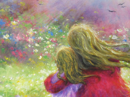 Celebrate Your Loved Ones: A Letter From A Grieving Child