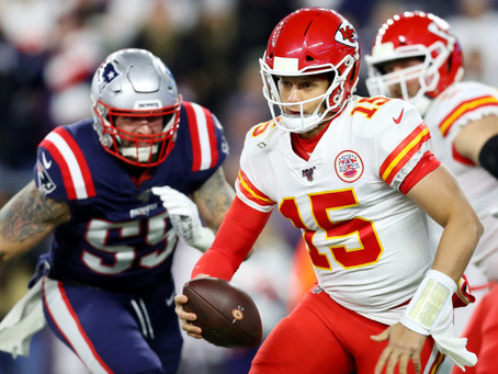 Neutral Zone Infractions: Patriots, Chiefs Fans Cross Into Enemy Territory