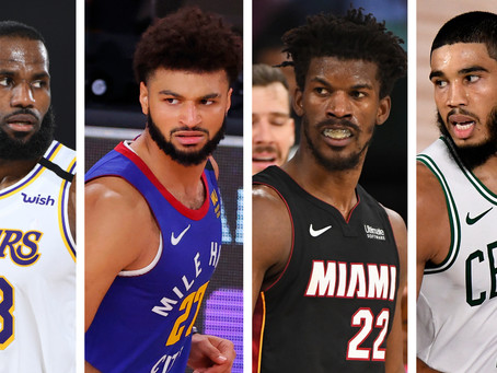 The Final Four: Jack's Thoughts on the Conference Finals Inside the NBA Bubble