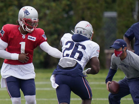 Making the Cut(s) Part II: Brian's Final Patriots 53 Man Roster Projection