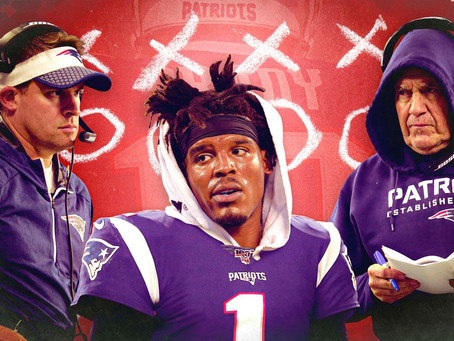 CAM You Dig It?!? Examining Newton's Role and Future with the Patriots