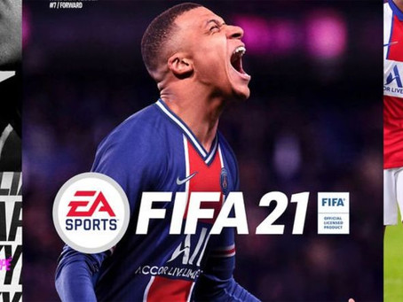 Get Your Kicks, Gamers! A Review of FIFA21