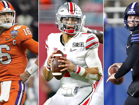 NFL Mock Draft 1.0: Huge Blockbuster Trade Involving Deshaun Watson