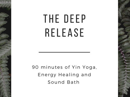 The Deep Release