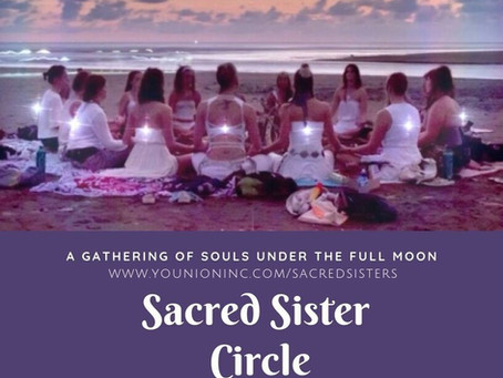 Sacred Sister Circle -