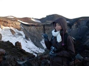 盈悠の富士山開山