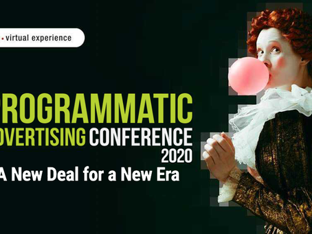 Sponsors in Programmatic Advertising Conference 2020