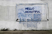 beautiful, beauty, graffiti, charleston, art, photography, street art