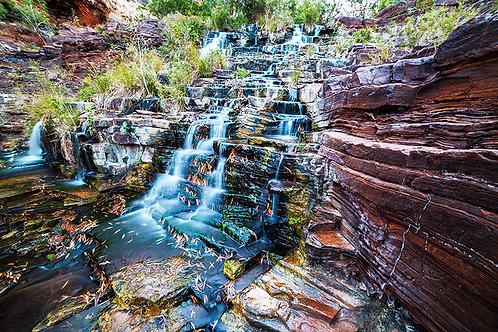 JS403-Fortescue Falls, Karijini