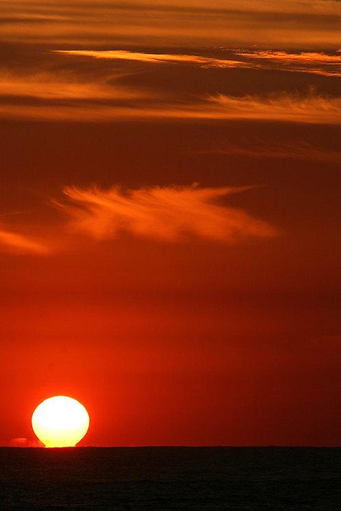 JS173-Burning Sunset Margaret River