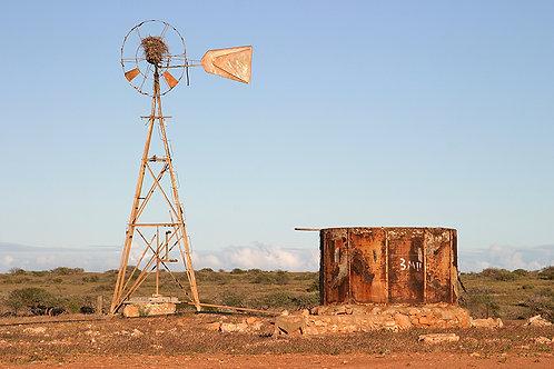 JS146-Gnaraoo Windmill