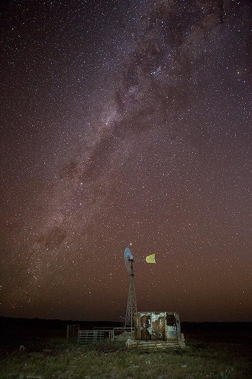 JS435-3 Mile Windmill, Gnaraloo