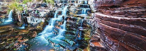 Fortescue Falls, Karijini