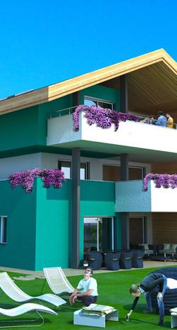 PROGETTO Villa ALEXANDRA