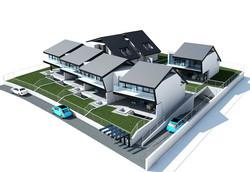 PROGETTO DESIDERIA Houses