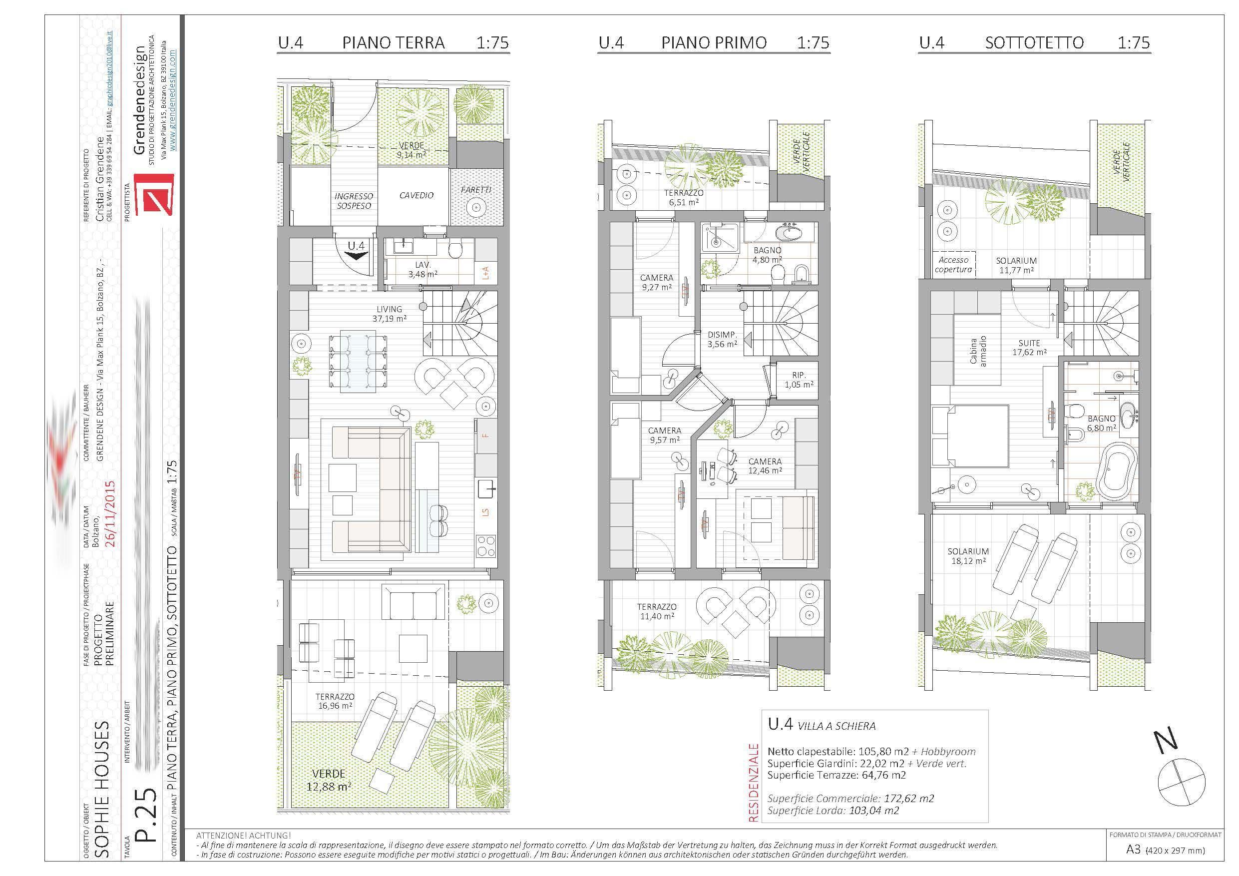 Unità 4 - Parte residenziale