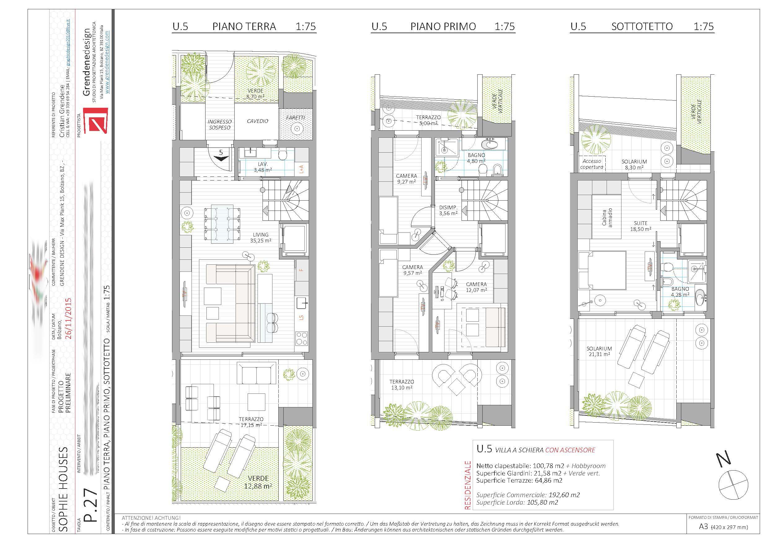 Unità 5 - Parte residenziale