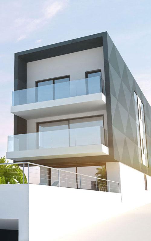 Progetto Villa AMBRA