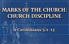 Marks of the Church: