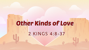 Other Kinds of Love