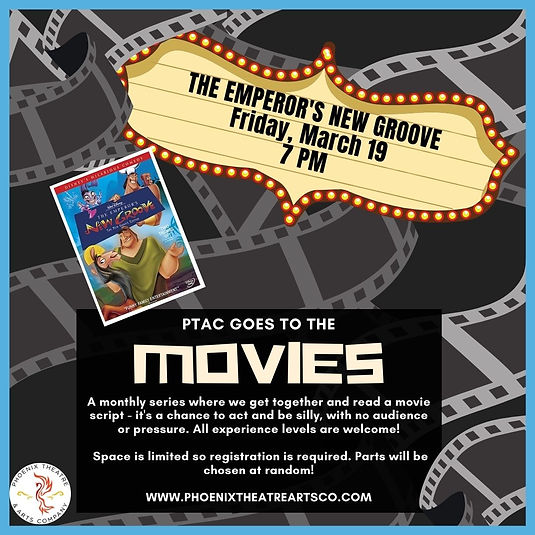 Clue- PTAC GOES TO THE MOVIES-Instagram-
