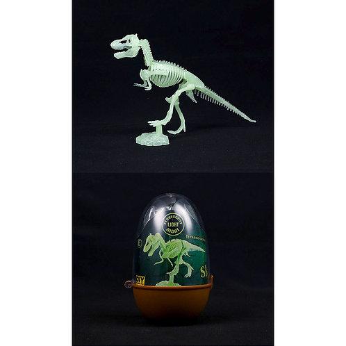 Armable fluorescente tyrannosaurus