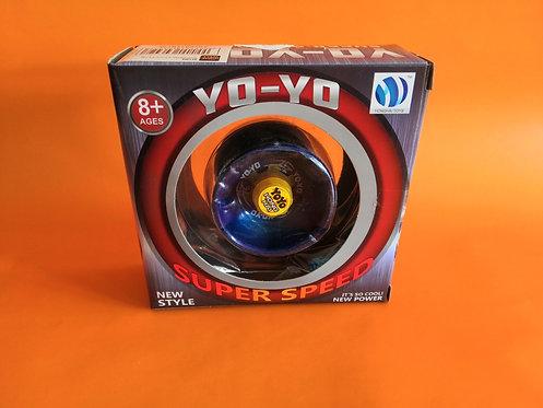 Yo-Yo Metal