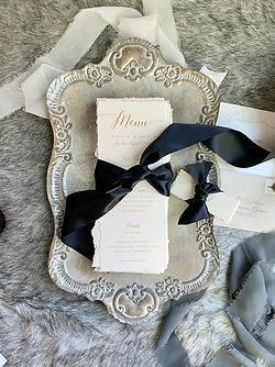 The Prettiest Pixel Wedding Stationary