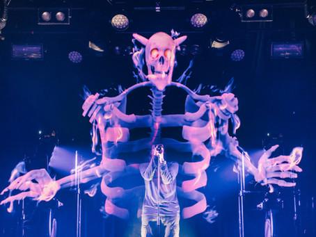 Holograma do Susanoo em show!