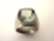 Silberring mit Amethyst
