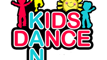 Kids Kan Dance - My First Blog Post
