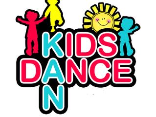 Kids Kan Dance - My First Blog Post