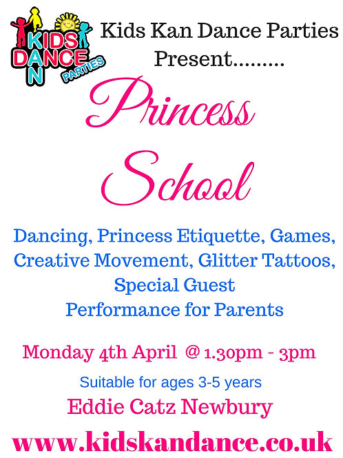 Princess School - Newbury - 4th April 2016