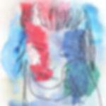 Alison Ranson_Em Reading_Acrylic ink, em