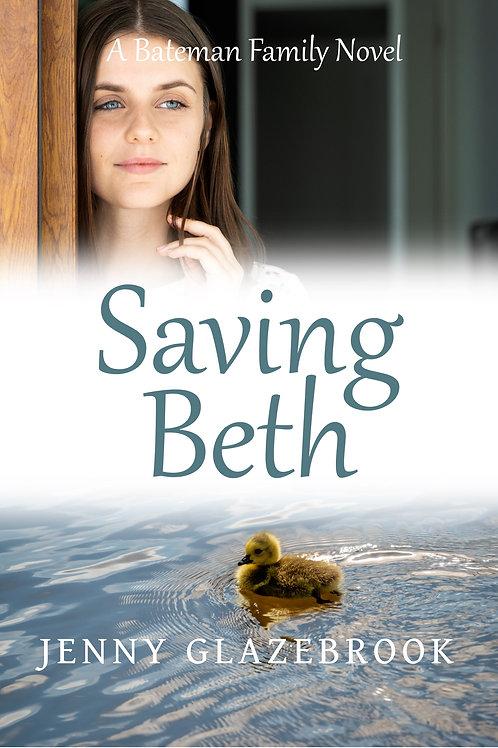 'Saving Beth' by Jenny Glazebrook