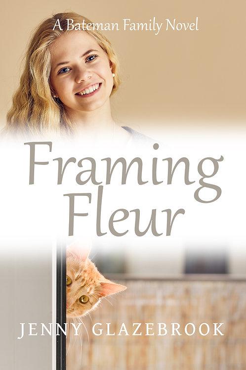 'Framing Fleur' by Jenny Glazebrook
