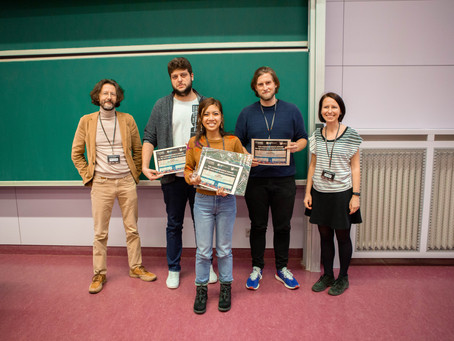 The Chemobrionics Awards for the best oral student presentations 2020