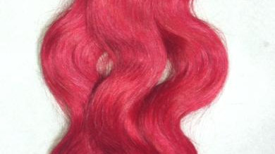 Loose Wave Red