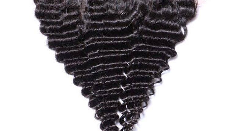 Premium Deep Wave Lace Frontal
