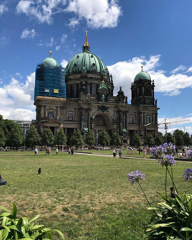 Duomo di Berlino #berlin🇩🇪 #travelblog