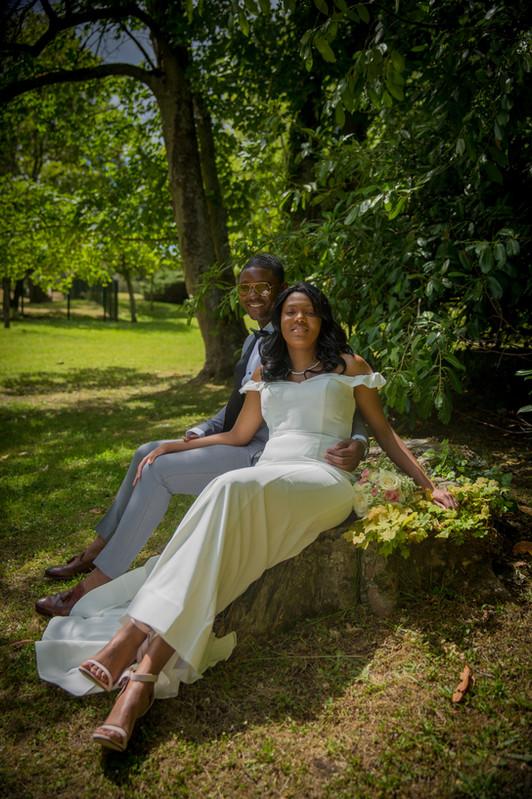 Myriam & Roger