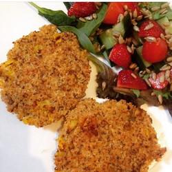 Quinoa patties - yumminess 😘_#glutenfree #gf #fitnessmotivation #fitgfmum #healthyfood #healthylivi